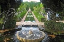 Jardin Alhambra 4