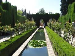 Jardin Alhambra 3