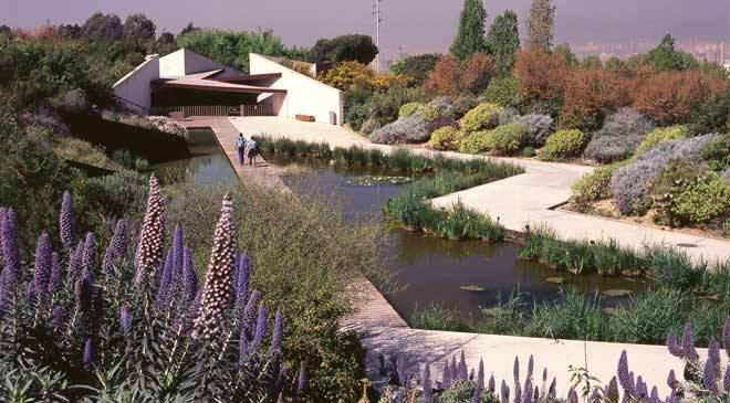 jardin botanique Barcelone 1
