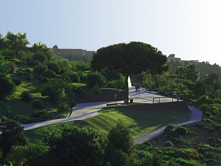 Jardin botanique barcelone 4 la passion des jardins et for Jardin botanique barcelone