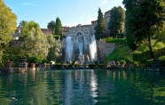 Villa d'Este Tivoli à Rome