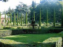 Jardin Giusti à Vérone