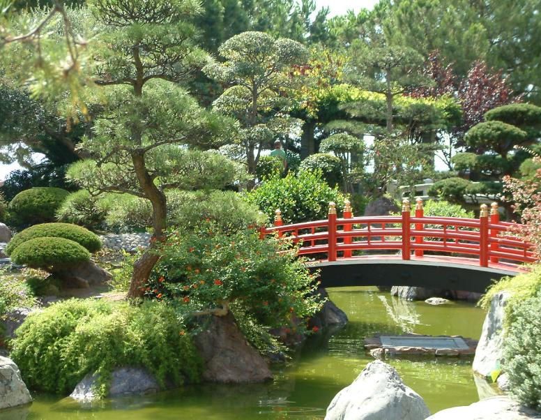 Alpes maritimes 06 la passion des jardins et de la nature for Jardin japonais monaco