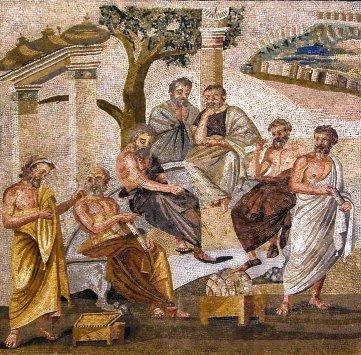 jardin grec