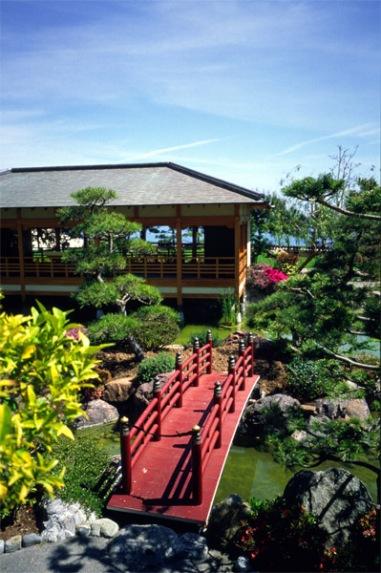 Monaco le jardin japonais la passion des jardins et de for Jardin japonais monaco