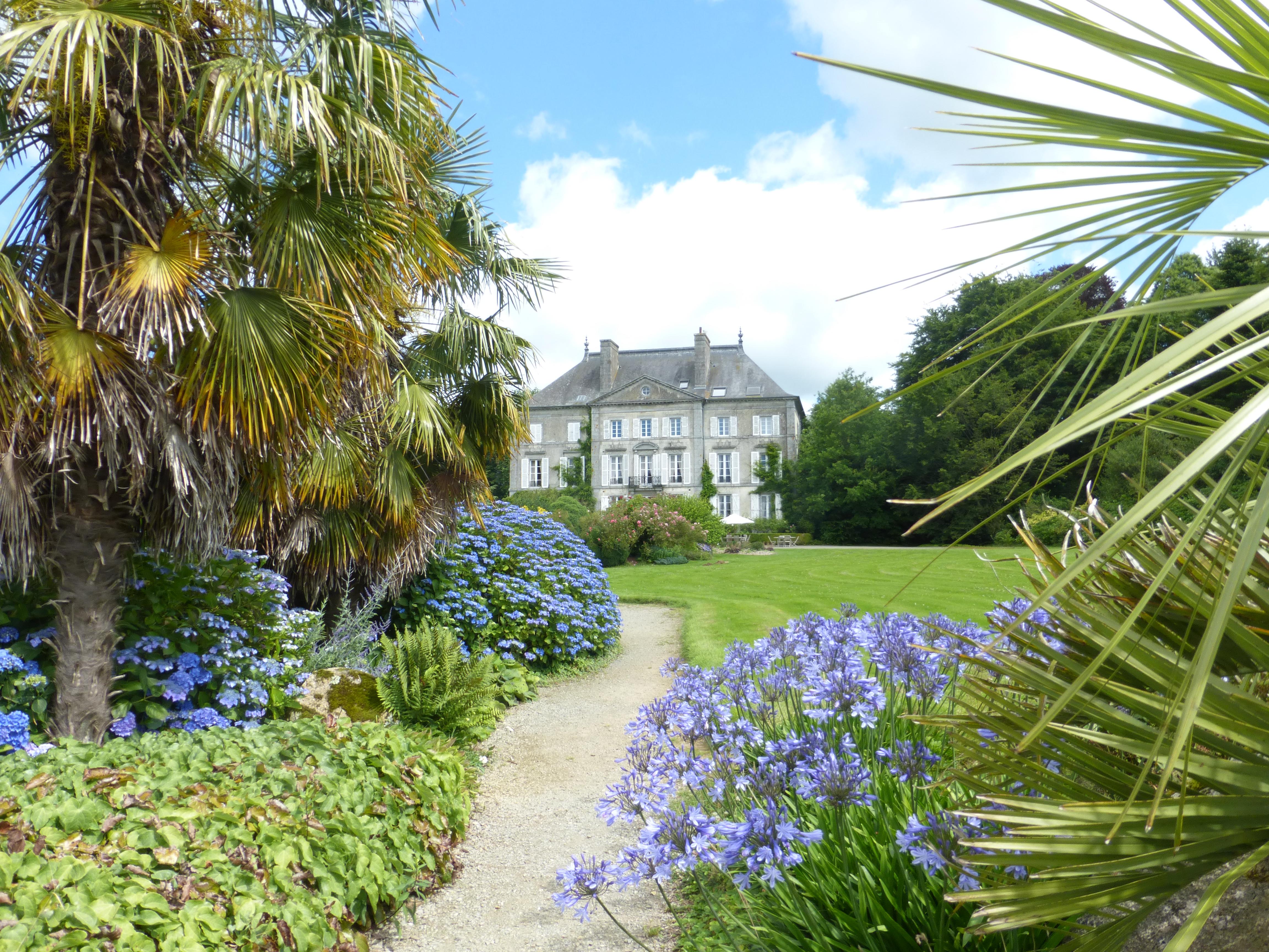 Le chatellier 35 le parc botanique de haute bretagne la passion des jardins et de la nature - Parc botanique de haute bretagne ...