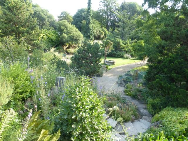 Jardin des plantes paris la passion des jardins et de for Jardin oriente est
